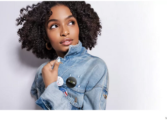 Yara Shahidi gives voice to a new generation