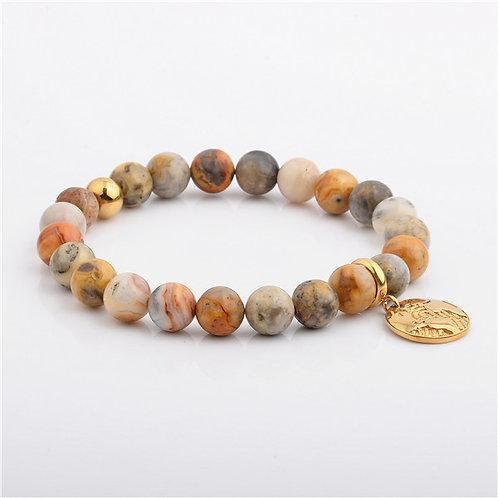 Empowering The Human Spirit SARDONYX Bracelet