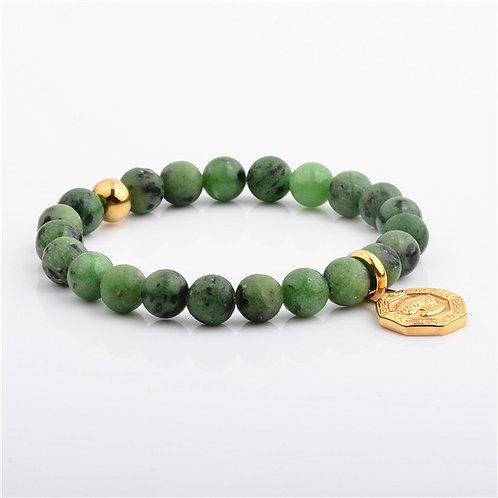 Empowering The Human Spirit EPIDOTE Bracelet