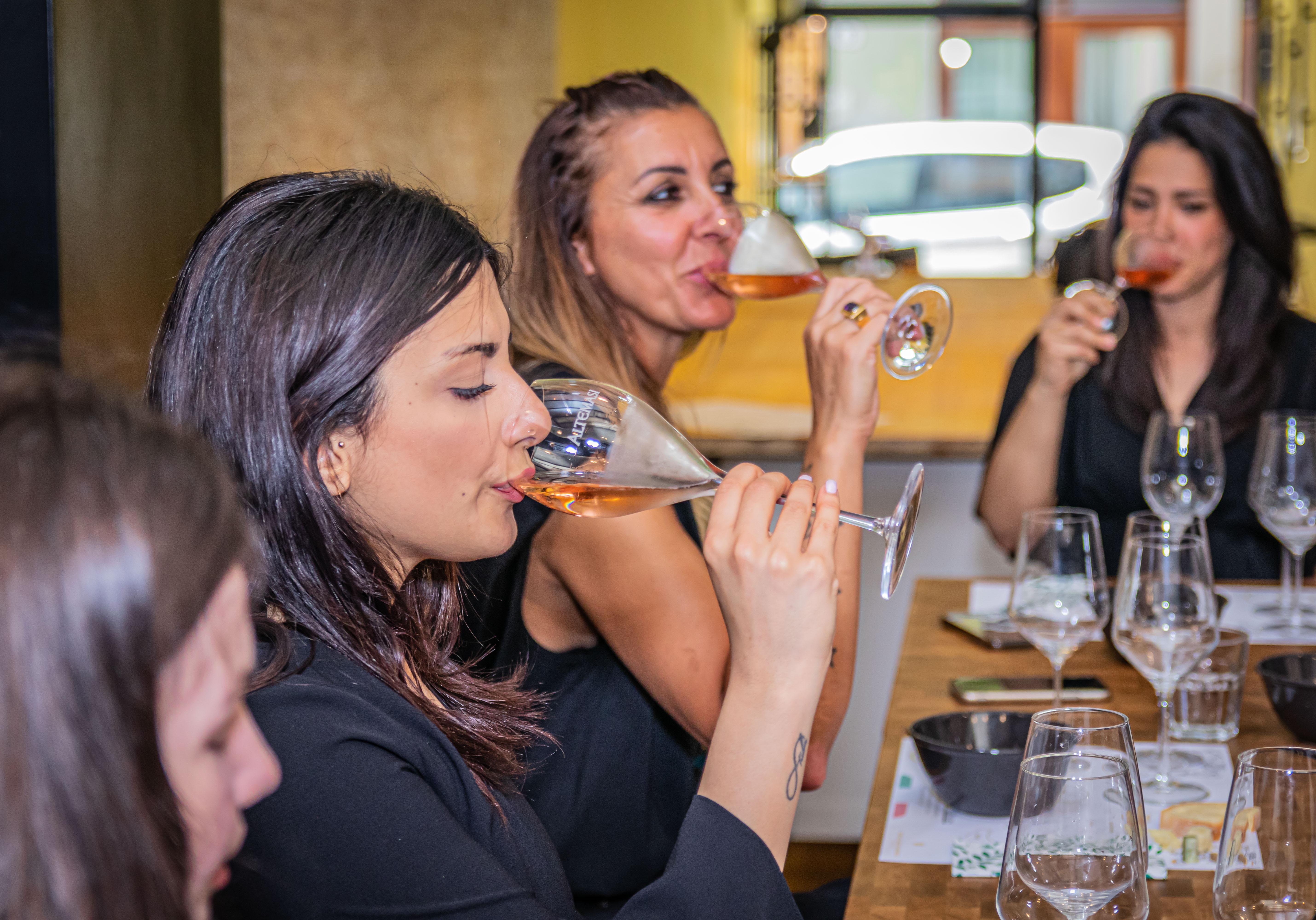 Italian Wine Tour in Five Glasses