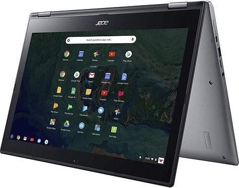 Acer Spin CP315-1H Touch 2-in-1 Chromebook 15.6in Intel N4200 4GB RAM 64 SSD
