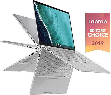 Asus Flip C434 2-in-1 Chromebook 14in Intel M3-8100Y 8GB RAM 64GB eMMC