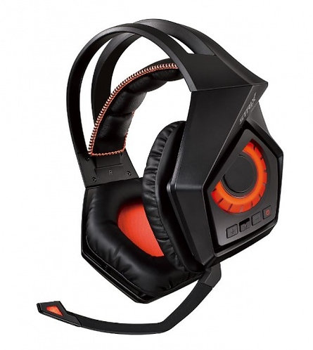 ASUS ROG STRIX Wireless 2.4 GHz/3.5mm Gaming Headset for PC/Console/Mobile