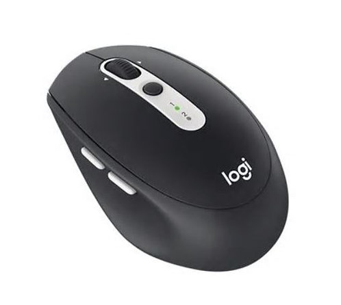 Logitech M585 Multi-Device - mouse - Bluetooth, 2.4 GHz - graphite
