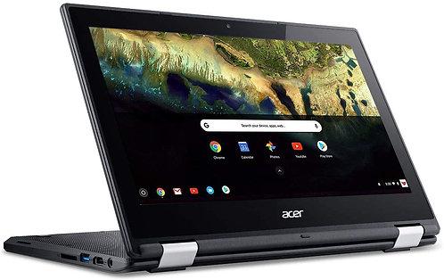 "Acer Chromebook C738T Laptop Celeron N3060 11.6"" HD Touch 4GB DDR3L 32GB eMMC"