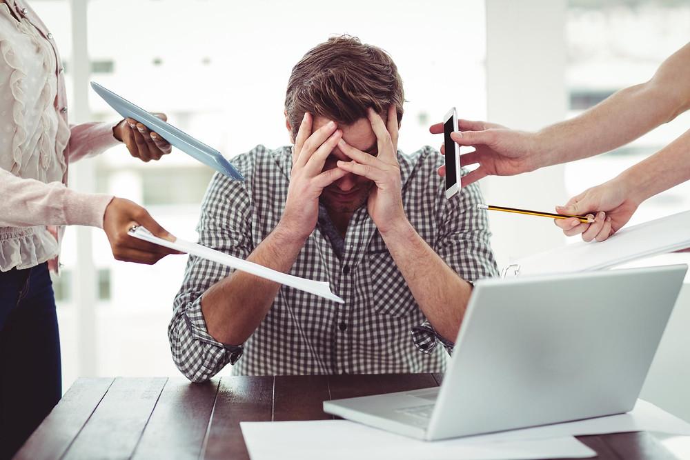 saude estresse stress