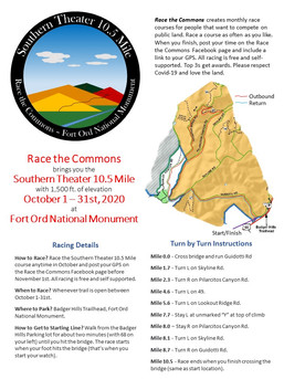 Southern Theater 10.5 Mile