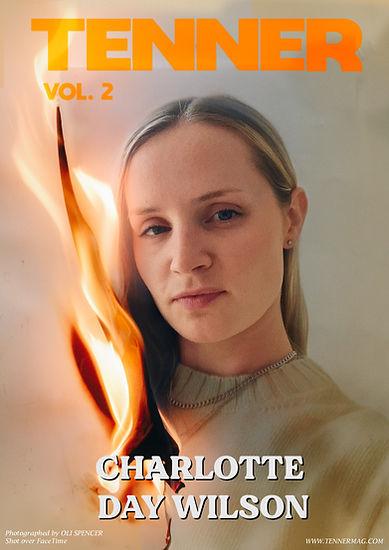 1. TENNER VOL 2 - CHARLOTTE DAY WILSON COVER.jpg