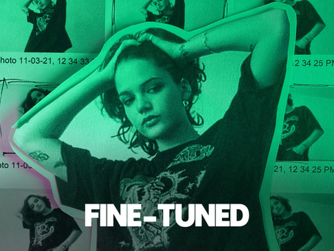 Fine-Tuned #2 - MAY-A