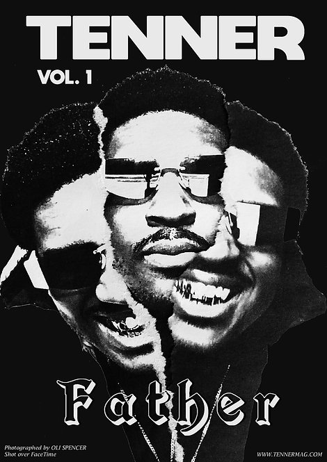 TENNER VOL. 01 - Father