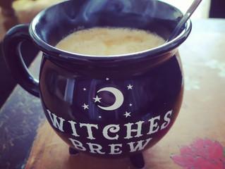 - Cuisine magique - Potion de Samhain