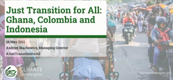 A Just Transition for All - Dialogue With Developing Countries