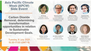 Asia Pacific Climate Week (APCW): Side Event