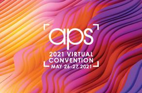 2021 APS VIRTUAL CONVENTION
