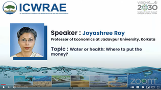 The 9th International Conference on Water Resources and Arid Environments
