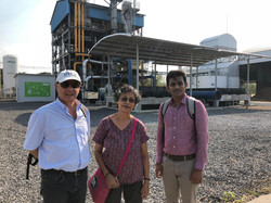 At Waste to Energy Plant, Nongbua, Thailand