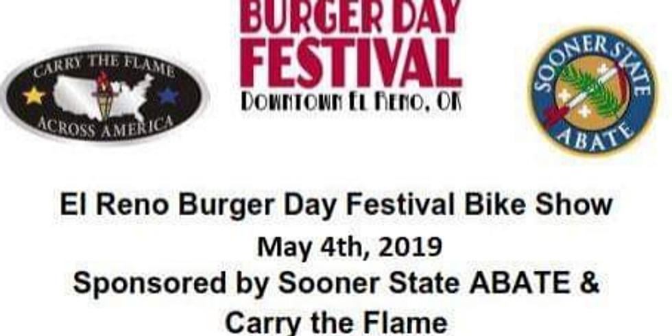 Burger Days Bike Show