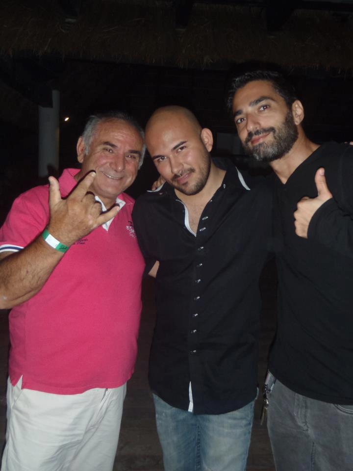 Antonio Caputo & Mirko Milani