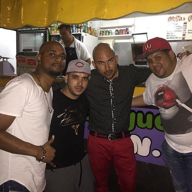 Danny, Nando Pro & Adriano DJ