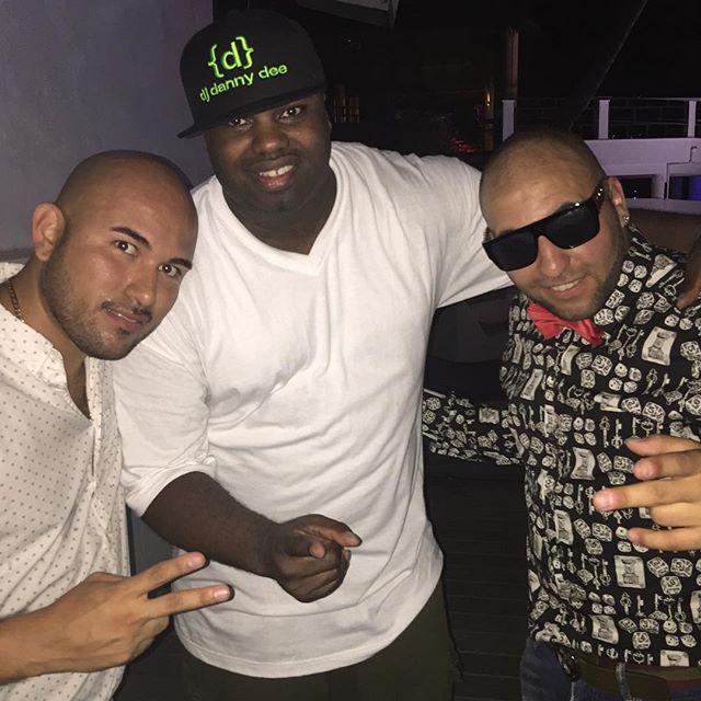 DJ Danny D & DJ Flow