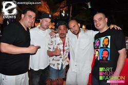 Jerry B, DJ Martin & DJ Finesse