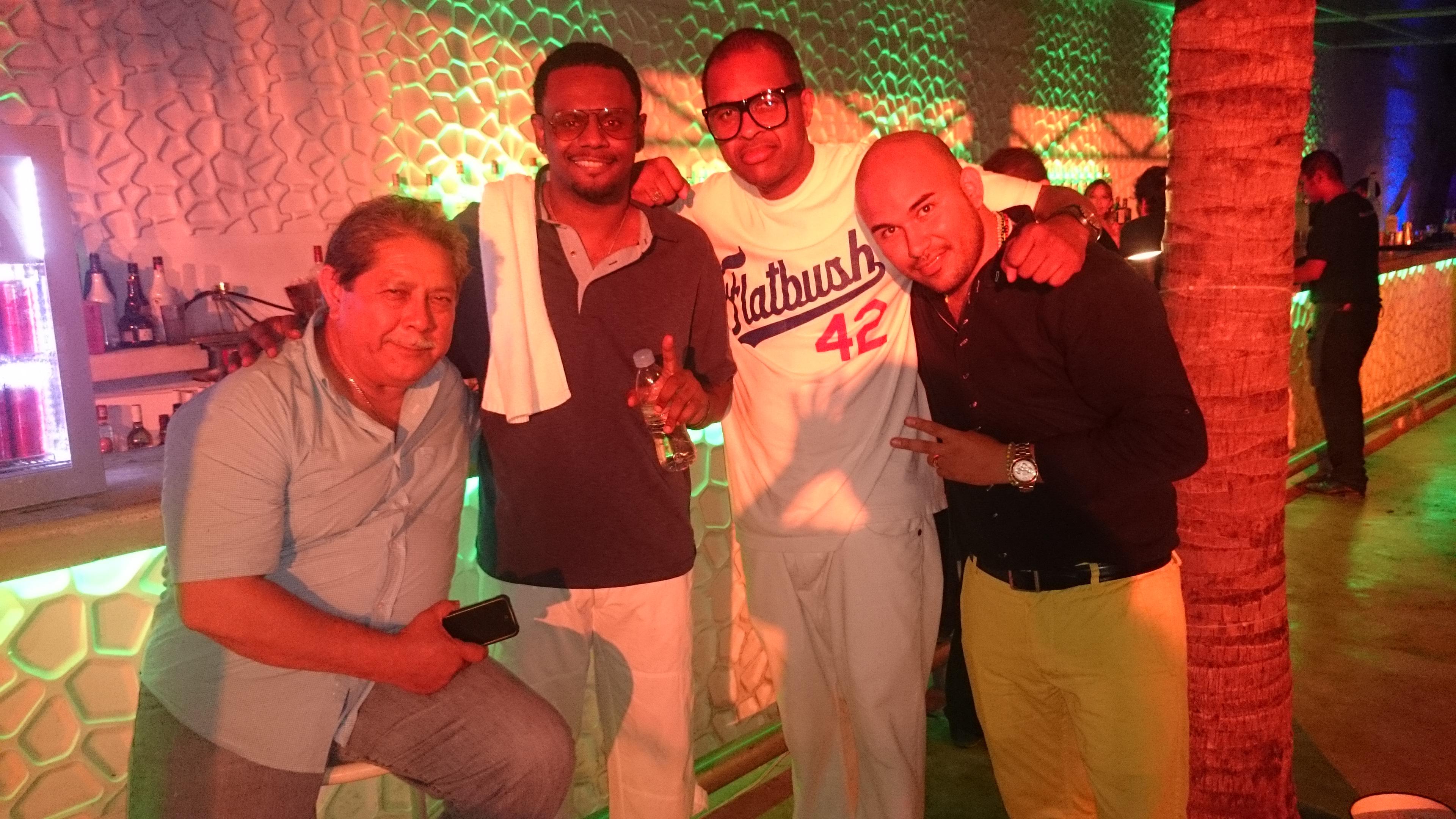 Ismael Loria, Carl Thomas & DJ Ace
