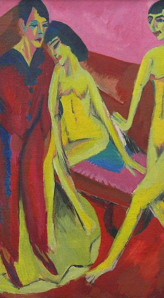 597px-Ernst_Ludwig_Kirchner_Tanzschule_1