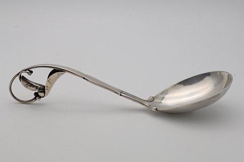 Georg Jensen silver berry spoon