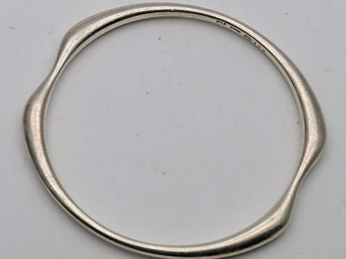 Georg Jensen Silver Bangle by Ninna Ditzel