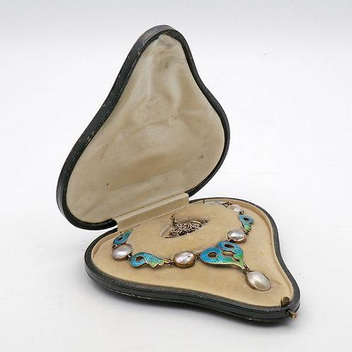 Liberty Art Nouveau necklace