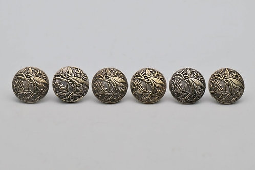 Antique French buttons