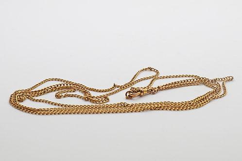 Edwardian 14k Guard Chain
