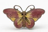 Hroar Prydz silver butterfly brooch  £98
