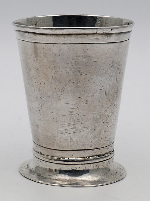 Rare Norwegian silver beaker 17th Century