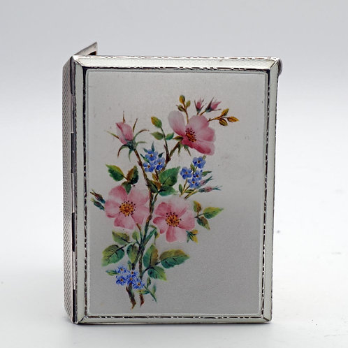 Mappin and Webb silver cigarette case