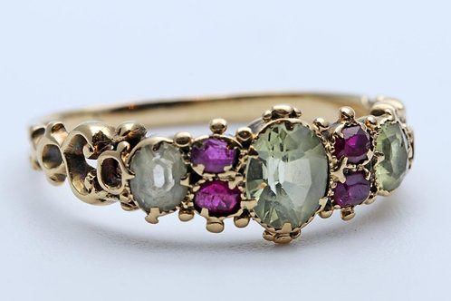 Antique gold ring