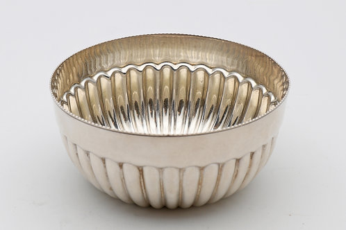 Victorian Mappin and Webb Silver Bowl