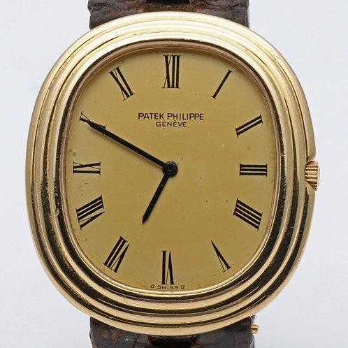 Patek Philippe Ellipse gold wristwatch