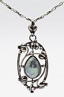 AiO 143312 Liberty & Co Silver Pendant n