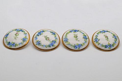 Mintons porcelain buttons