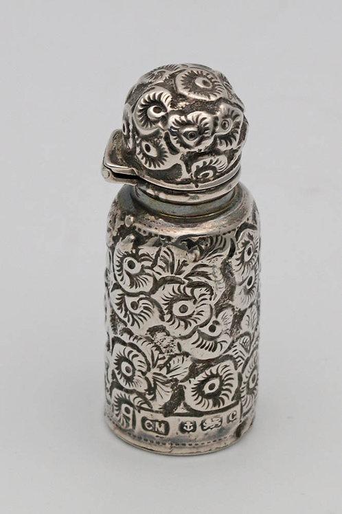 Miniature silver scent
