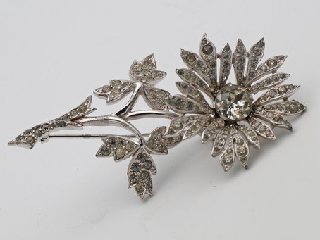 The Creation of Diamante Glass Jewellery