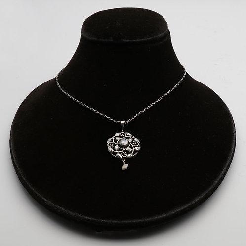 Liberty & Co Silver Pendant Necklace