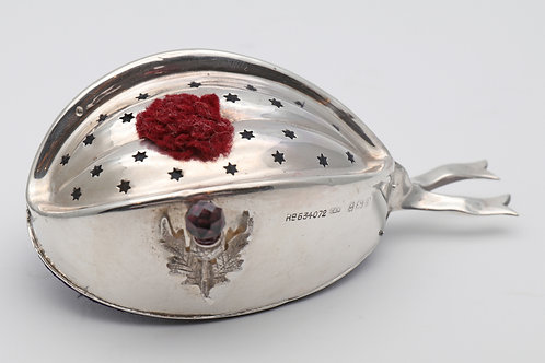Silver Glengarry Pin Cushion