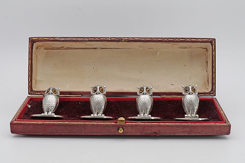 Sampson Mordan owl place holders