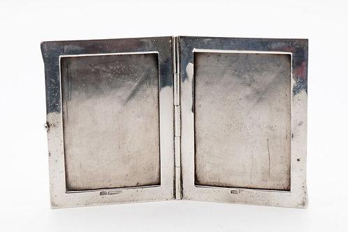 Miniature Silver Photograph Frame