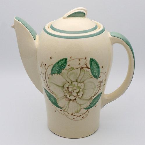 Susie Cooper Art Deco coffee pot