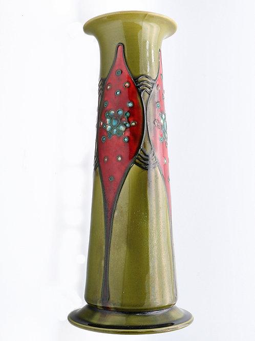 Large Minton Secessionist No.1 Vase 1910