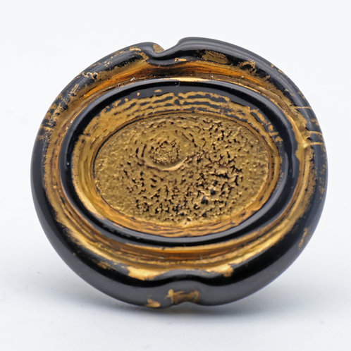 Dame Lucie Rie Glass Button 1930s