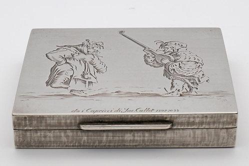 Mario Buccellati silver box